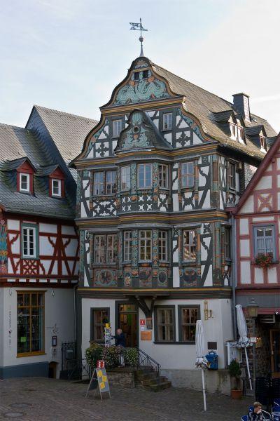 Reiseziel Killingerhaus (1615), auch Tourist-Info