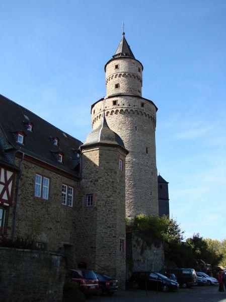 Reiseziel Gebäudegruppe der ehemaligen Burganlage (ab 1565)