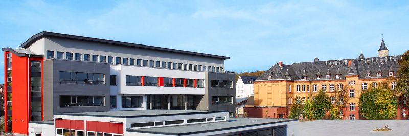 Reiseziel Hochschule Fresenius (ehemalige Bauschule, 1891-93/1910)