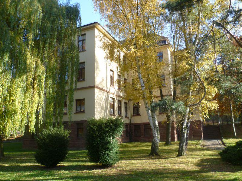 Reiseziel Stockheimer Hof (1599 und früher), später Kalmenhof