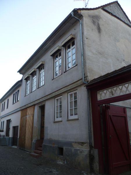 Reiseziel Felix-Lahnstein-Straße, ehemalige Judengasse