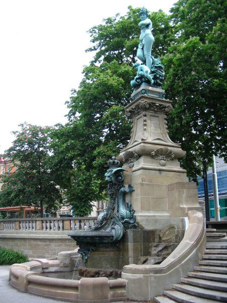 Eugensplatz