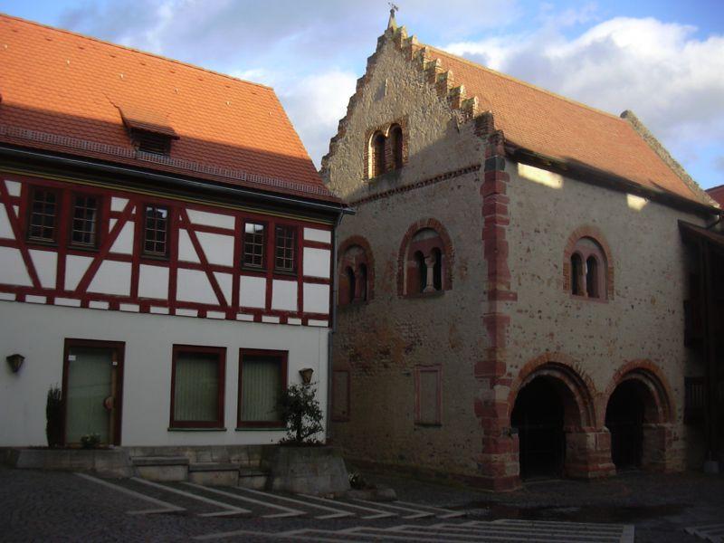 Reiseziel Rathausinnenhof