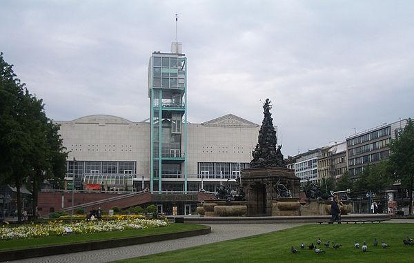 Reiseziel Mannheimer Stadthaus