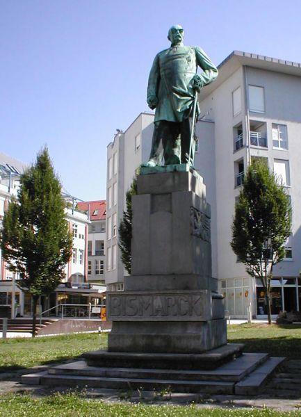 Reiseziel Bismarck - Denkmal
