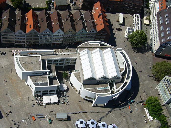 Reiseziel Stadthaus