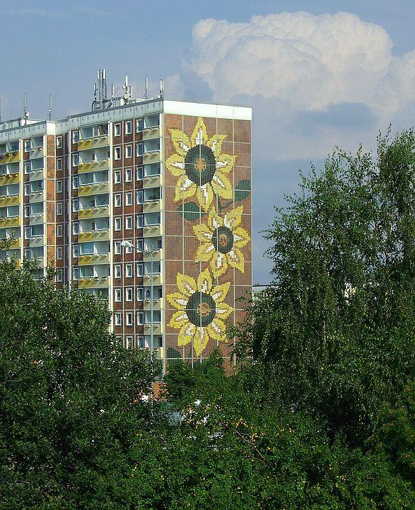 Reiseziel Sonnenblumenhaus