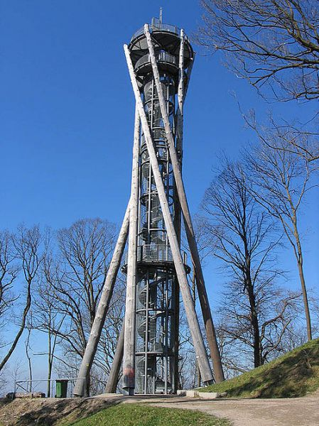 Reiseziel Holzturm