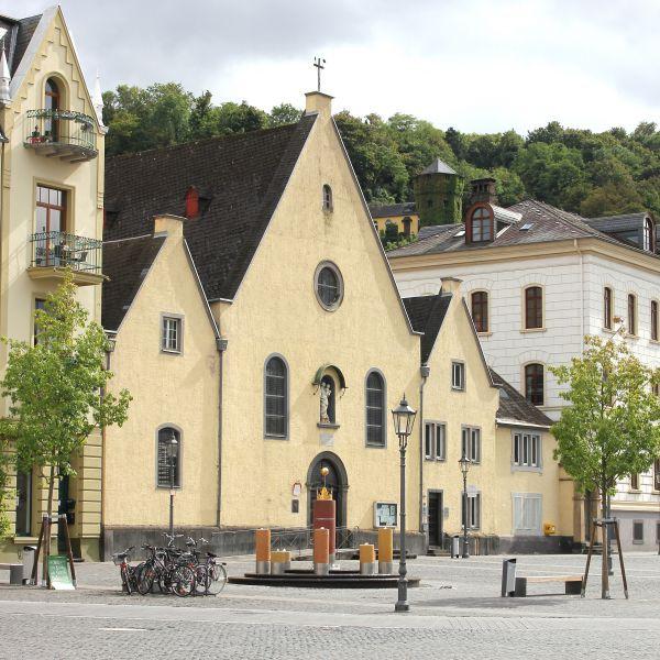 Reiseziel Kapuzinerplatz