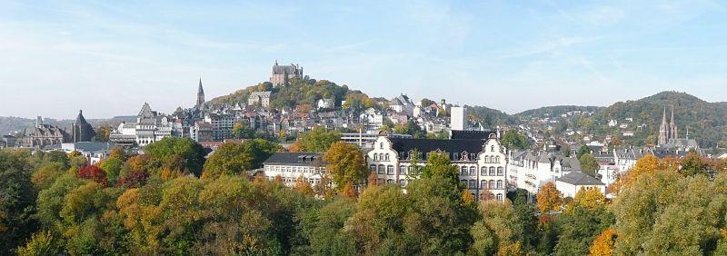 Marburg Oberstadt (Altstadt)