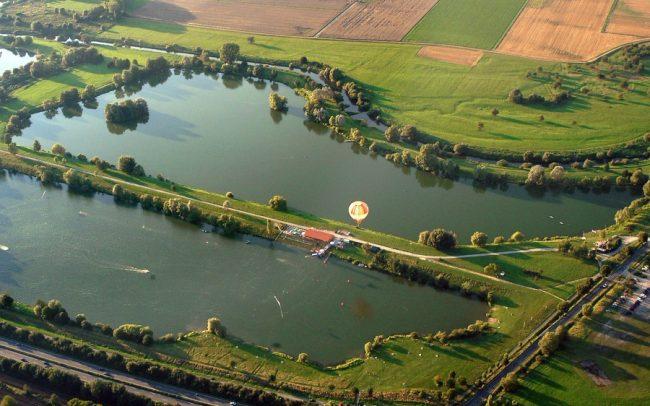Heuchelheimer See & Wasserski-Wakeboard-Zentrum