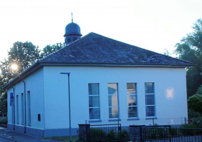 Reiseziel Evangelische Kirche Bad Salzhausen